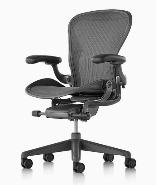 8 loại ghế văn phòng tuyệt nhất Ghe-van-phong-02