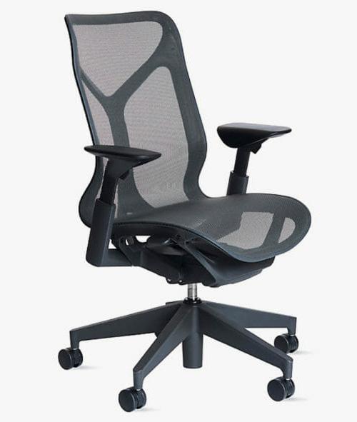 8 loại ghế văn phòng tuyệt nhất Ghe-van-phong-03