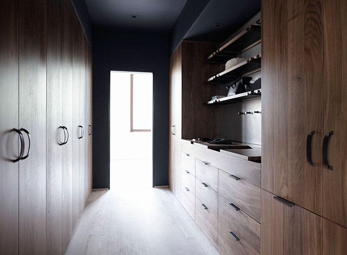 Tủ quần áo gỗ công nghiệp Henrybuilt